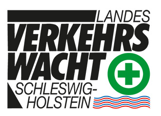 Landesverkehrswacht SH Logo