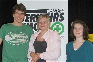 Schülerlotsen Sieger 2011