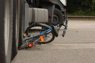 Aktion Toter Winkel - Unfall